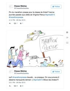 tweet-marathon